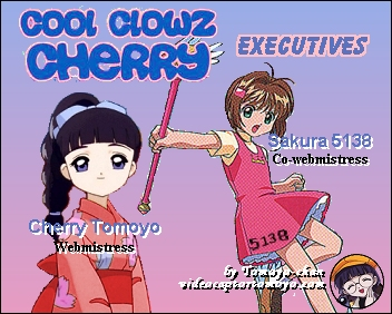 Click here to go to Cool Clowz Cherry's staff page